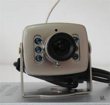 دوربین مدار بسته حفاظتی مخفی دید در شب