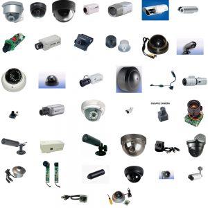 انواع دوربین مداربسته 2 مگاپیکسل