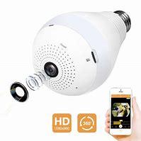 دوربین به شکل لامپ