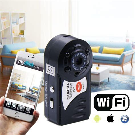دوربین جیبی کوچک q7 قیمت و مشخصات