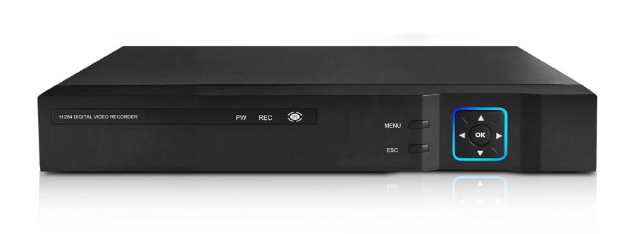دی وی آر 4 کاناله 1080p