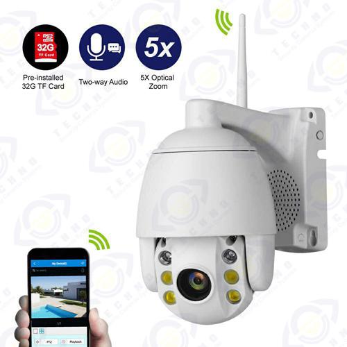 جدیدترین دوربین مداربسته اسپید دام وای فای با حداقل قیمت