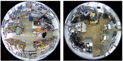 خرید دوربین مداربسته 360 درجه در زاهدان