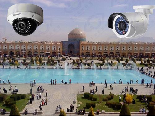 فروش دوربین مداربسته هایک ویژن در اصفهان