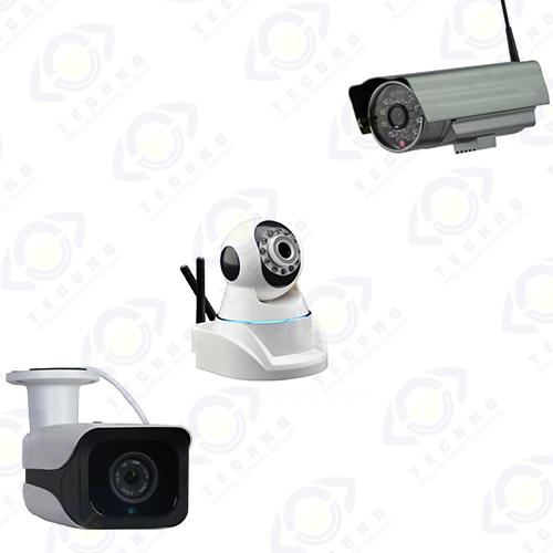 فروش دوربین مداربسته و دزدگیر
