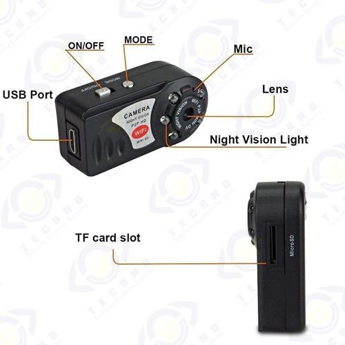 قیمت دوربین وای فای کوچک