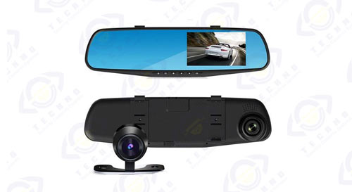 قیمت بهترین مارک دوربین دنده عقب آینه ای