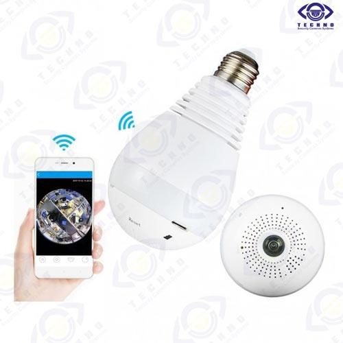 فروش دوربین لامپی وای فای ارزان