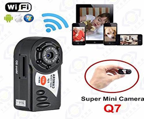 قیمت دوربین کوچک بیسیم