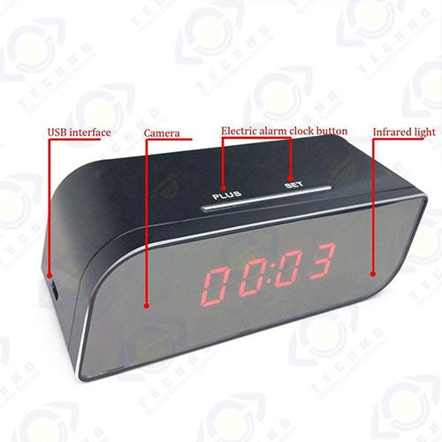 خرید دوربین مخفی ساعتی