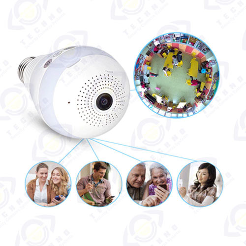 فروش دوربین مخفی در لامپ